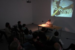 Lecture 'On the immaterial aspects of anthropological objects'